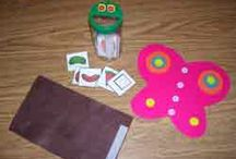 The Very Hungry Catepillar / by Carrie @ Crafty Moms Share