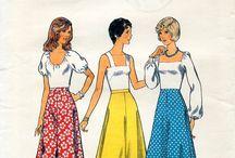 1970 skirt