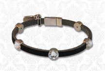 Armbanden / by CharM: Handgemaakte armbanden