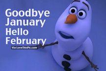 Seasons/Months/Days