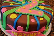 Cake Ideas / by Tara Wilkinson
