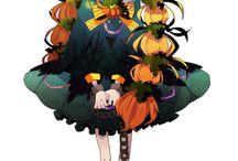 manga halloween