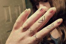 Τατουάζ Με Φτερά