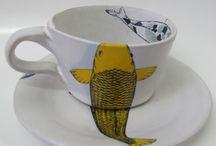 Artist Mervyn Gers / Ceramics