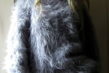 Fluffy Furry Heavenly Mohair / Only The Fluffiest Mohair & Angora  Sweaters