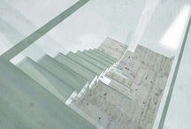 Stairs  / Residential Interior Architecture Project