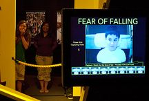 Goose Bumps! The Science of Fear National Traveling Exhibit / Goose Bumps! The Science of Fear Saturday, May 23 - Monday, Sept. 7, 2015  Face your fears and test your response to common fears, such as falling, animals and loud noises, through interactive challenges in a safe environment.  Included in general museum admission, free for members. / by Exploration Place