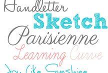 Fonts / by Karen LeBaron