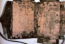 Nag Hammadi and the Gnostics / The Nag Hammadi library is a collection of ancient texts, mostly written in Coptic (a late form of Egyptian) discovered near the Upper Egyptian town of Nag Hammadi in 1945. Over the past 50 years, they have rather dramatically impacted historical, literary and psychological thinking.