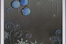 Window/wall painting
