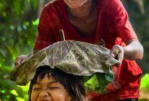 Kids, felicidad, sonrisas :D