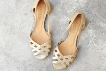 Wedding / Idées chaussures