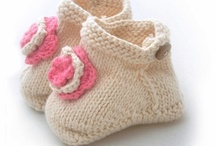 Booties / Little extremities deserve soft organic cotton, too