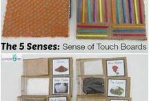 sensorische activiteiten