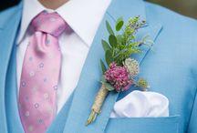 Wedding Flowers / Wedding Flowers at Trevenna