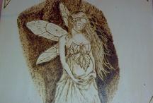 Espíritu Artesano ( pirograbados )