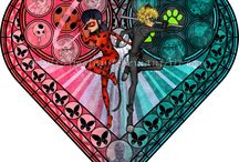Ladybug & Cat Noir