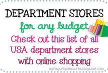 Shopping / by Nancy Jenkins