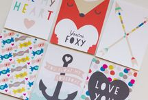 Printables / Free lovely things to try