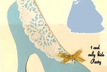 cinderella party / ideas for cinderella party