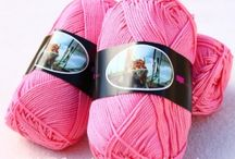 El Baúl -  Hilos y algodones / Presentación de los hilos de primavera verano que tenemos en la tienda