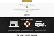 Website Design / Our portfolio of high quality, bespoke & responsive websites. For more, go to www.digipromedia.co.uk