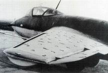 WW2ドイツ試作機