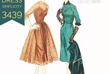 Vintage pattern collection / I thought it time I share my VPC! I've been collecting patterns for over 30 years and I have no intention of stopping any time soon!