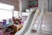 Bedroom/playroom / by Beth Martin-Cerne