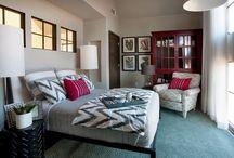 Bedroom Bliss / by Lindsay Torgersen