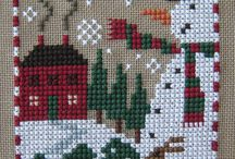 Cross stitch / by Charlotte