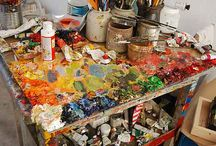 artist and studios / artist, art, studios, atelier, working space