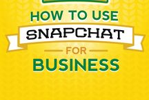 Social Media - Snapchat / Understanding this social media platform that surpasses Twitter by 10M users in 2016 June and is used by people ages 14-30.  Gotta-have if you write for YA and Millenials