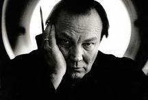 Anton Corbijn - Klaus Maria Brandauer / Dutch Photographer