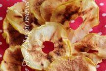 chips di frutta e verdura