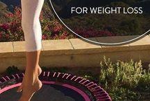 trampoline workouts!!