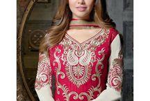 Pakistani Suits / Find fresh designs of pakistani suits.