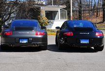 Porsche 996 versus 997