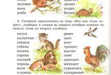развивашки русский язык