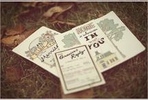 Invites  / Wedding