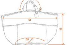 disegni tecnici borse