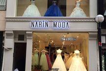 Showrooms / Mağazalar / Narin Moda ' nın Mağazalarından fotoğraflar...