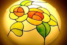 Pittura vetro