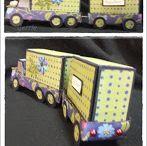 # 57 Truck / Template # 57 Truck available at www.sandrasscrapshop.blogspot.com