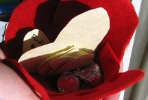 valentines and st patricks day food and crafts / by Jana McCreadie