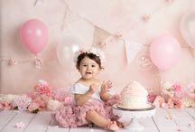 First 1st Girl Birthday