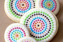 Дизайн печенья и пряников