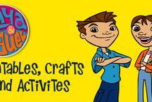Perschool Activitys