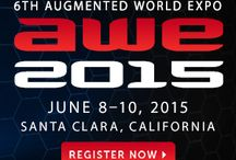 Augmented World Expo / The first and largest conference/expo for emerging technologies such as Augmented and Virtual Reality, Wearables, IoT, etc.