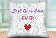 Custom Mermaid Pillow